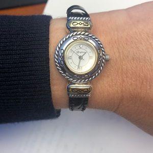 Brighton Reversible Band Watch